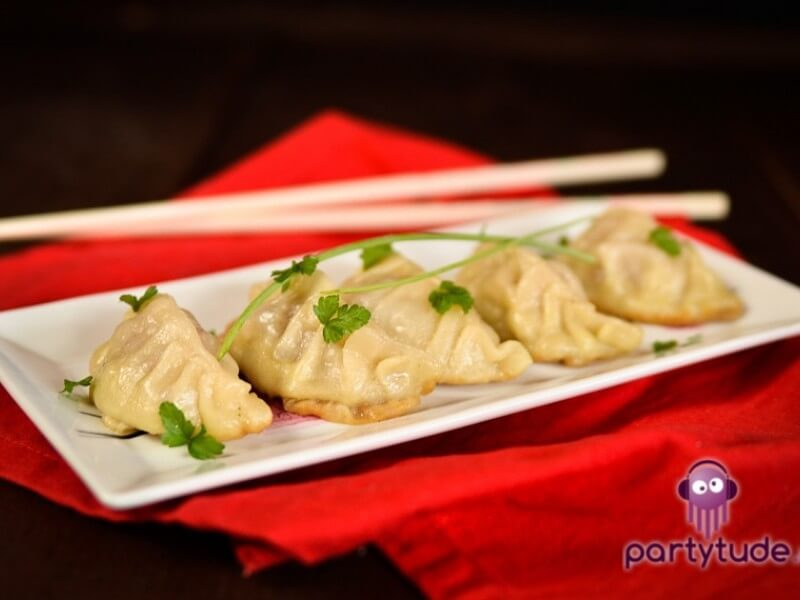 Potstickers (galuste chinezesti)